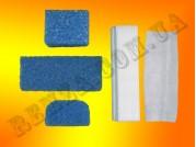 Набор НЕРА фильтров для пылесосов Thomas TWIN/GENIUS 787203