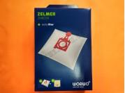 Комплект мешков ZMB03K WORWO для пылесосов Zelmer