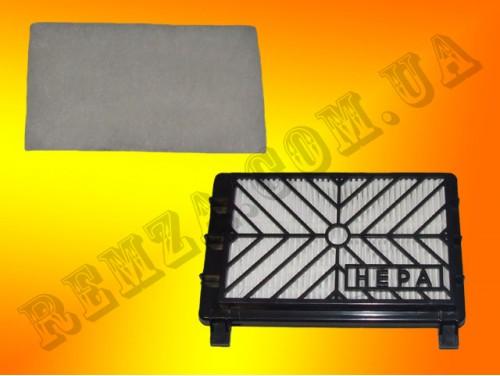 HEPA фильтр для пылесосов Philips FC8038/01
