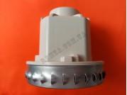 Двигатель пылесоса Zelmer 437.1000, 100368 1600Вт D=131, H=128 алюминевая крыльчатка