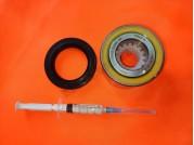 Комплект подшипника и сальник Zanussi, Electrolux (BA2B 633667, 40*60*10, смазка)