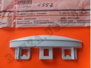 Ручка люка (двери) Ariston, Indesit C00044871