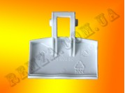 Ручка люка (двери) Zanussi, Electrolux 1246048001