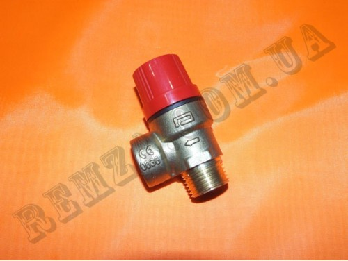 Предохранительный клапан Westen Compact, Baxi Slim 9950600