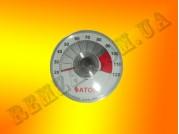Термометр накладной Атон