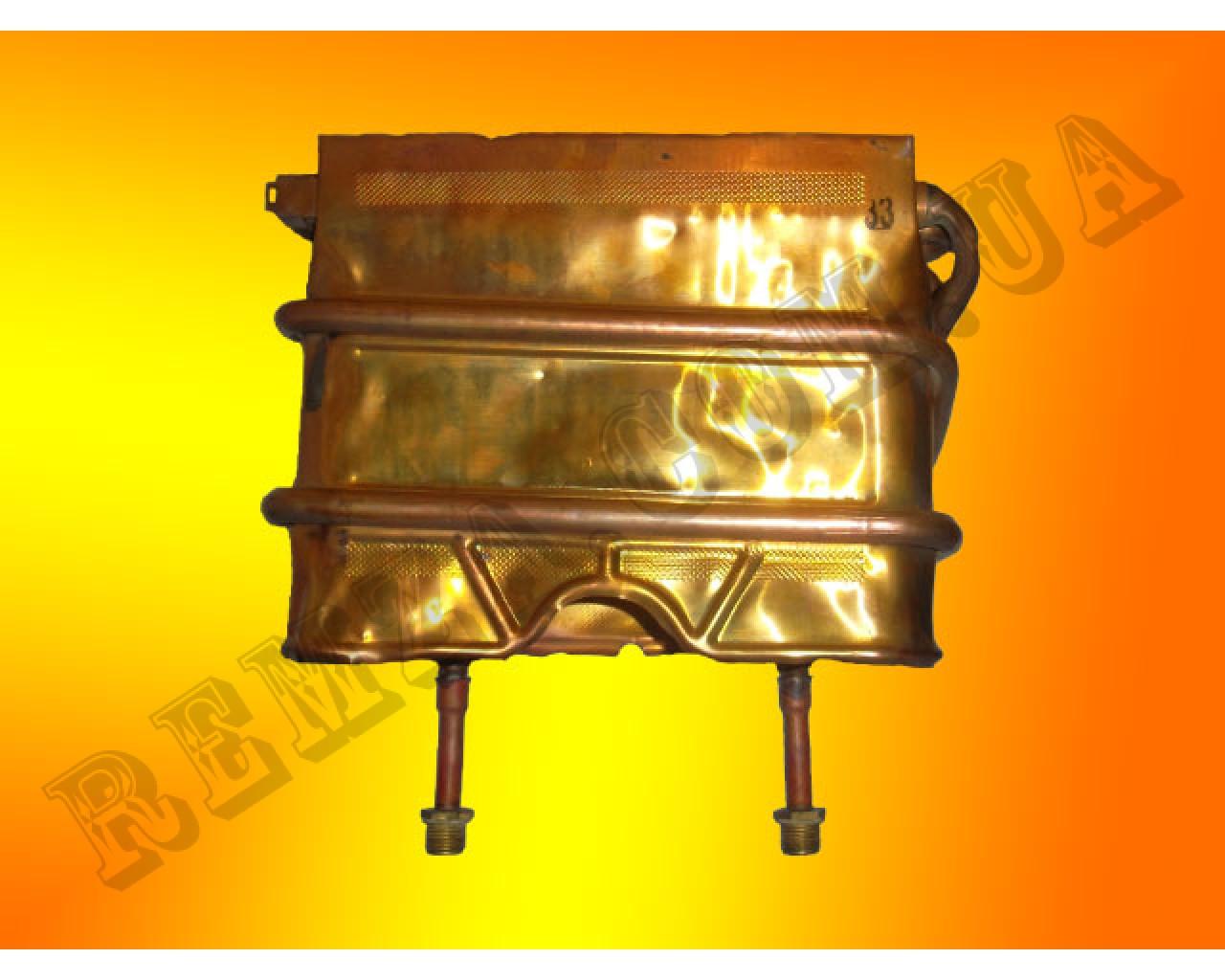Теплообменник для юнкерса купить Кожухотрубный испаритель WTK QCE 393 Артём