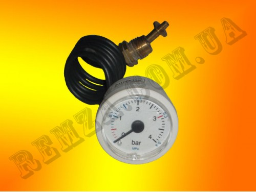 Манометр Zoom Boiler, Solly Primer