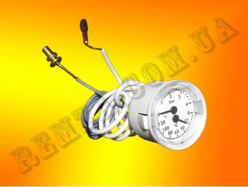Термоманометр Ariston Uno, T2, TX 65100757
