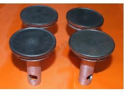 Горелки - рассекатели с крышкой Дружковка старого образца