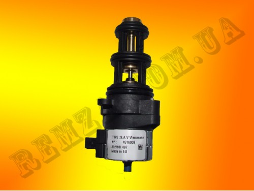 Трехходовой клапан с картиджем и приводом Viessmann Vitopend 7824699