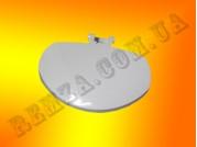 Ручка люка (двери) Zanussi, Electrolux, Rex 50294509000