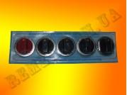 Набор ручек для газовых плит Брест 6 мм