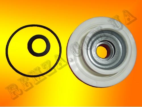 Блок (суппорт) подшипников Electrolux, Zanussi, AEG 099 левая резьба 6203 оригинал