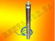 Центробежный многоступенчатый скваженный электронасос Sprut 100QJD214-1.1