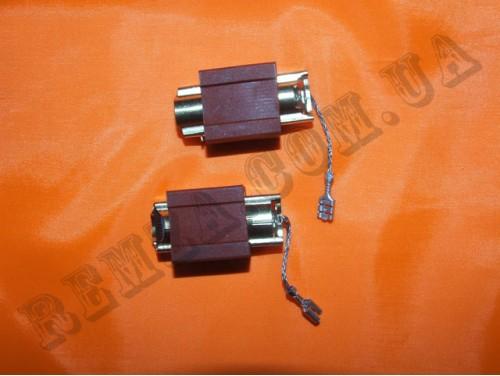 Щетки двигателя 5*15*29.5/27 mm Miele 4297412