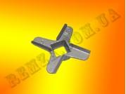 Нож односторонний для мясорубок Bosch, Zelmer, Philips NR№5 86.2107, 620949, 028887