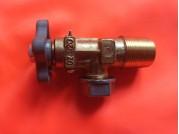 Вентиль на газовый баллон ВБ-2