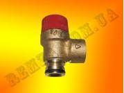 Предохранительный клапан Baxi  Westen 9951170
