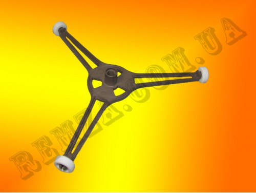 Роллер (крестовина) для СВЧ D=180мм H=16мм