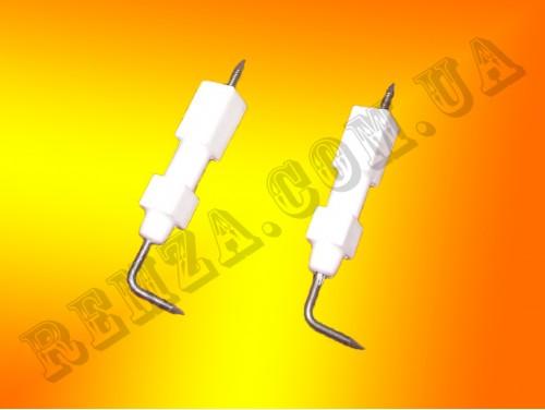Электрод ионизации для газовых колонок
