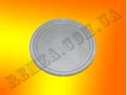 Тарелка СВЧ 245 мм плоская