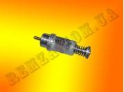 Электромагнитный клапан для газовой плиты с коаксидальным разъемом