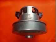 Двигатель пылесоса 1200Вт с буртом D=120, H=114