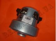Двигатель пылесоса 1200Вт с буртом D=106, H=110