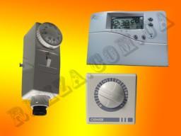 Терморегуляторы (программаторы, термостаты)