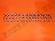 Комплект болтов для крепления флянцев барабана Zanussi, Eleсtrolux