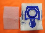 Комплект мешков ZMB02K WORWO для пылесосов Zelmer