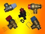 Клапана безопасности и воздушные клапана (25)