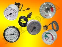 Манометры, термометры и термоманометры