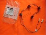 Шлейф переключателей поджига Ariston, Indesit C00113972 (482000028701)