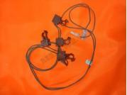 Шлейф переключателей поджига Ariston, Indesit C00143913
