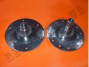 Опора (суппорт) барабана Electrolux, AEG, Zanussi под 6203 подшипник, шлицевой