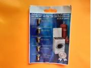Комплект сопел для сжиженного газа (калиброванные) Гефест, Брест до 2009г