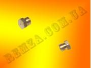Жиклер Ø6 мм крупная резьба ПГ