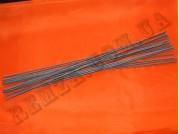 Припой для пайки меднофосфорный с Флюсом (Аларм) 3 мм