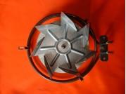 Двигатель (мотор) вентилятора конвекции с тэном для коптильни 2000W