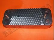Теплообменник вторичный Ariston Uno 17B1901600