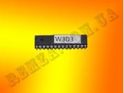 Микрочип W3, D3