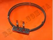 Тэн конвекции Electrolux, Zanussi, AEG 2400Вт 3871425108 (1250214126005)