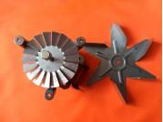 Вентилятор обдува духовки Indesit C00081589